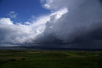 Cumulus Squall Line West Cork