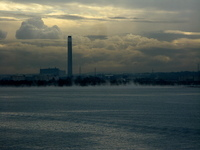 Sea Smoke Calshot UK