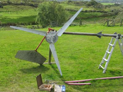 Turbine New Blades